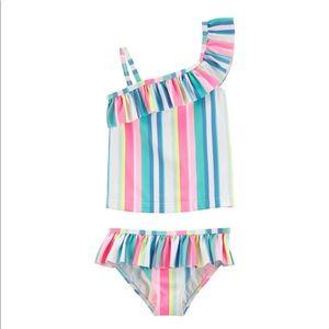 Baby Girls Carter's 2-Piece Swimsuit (UPF 50+)